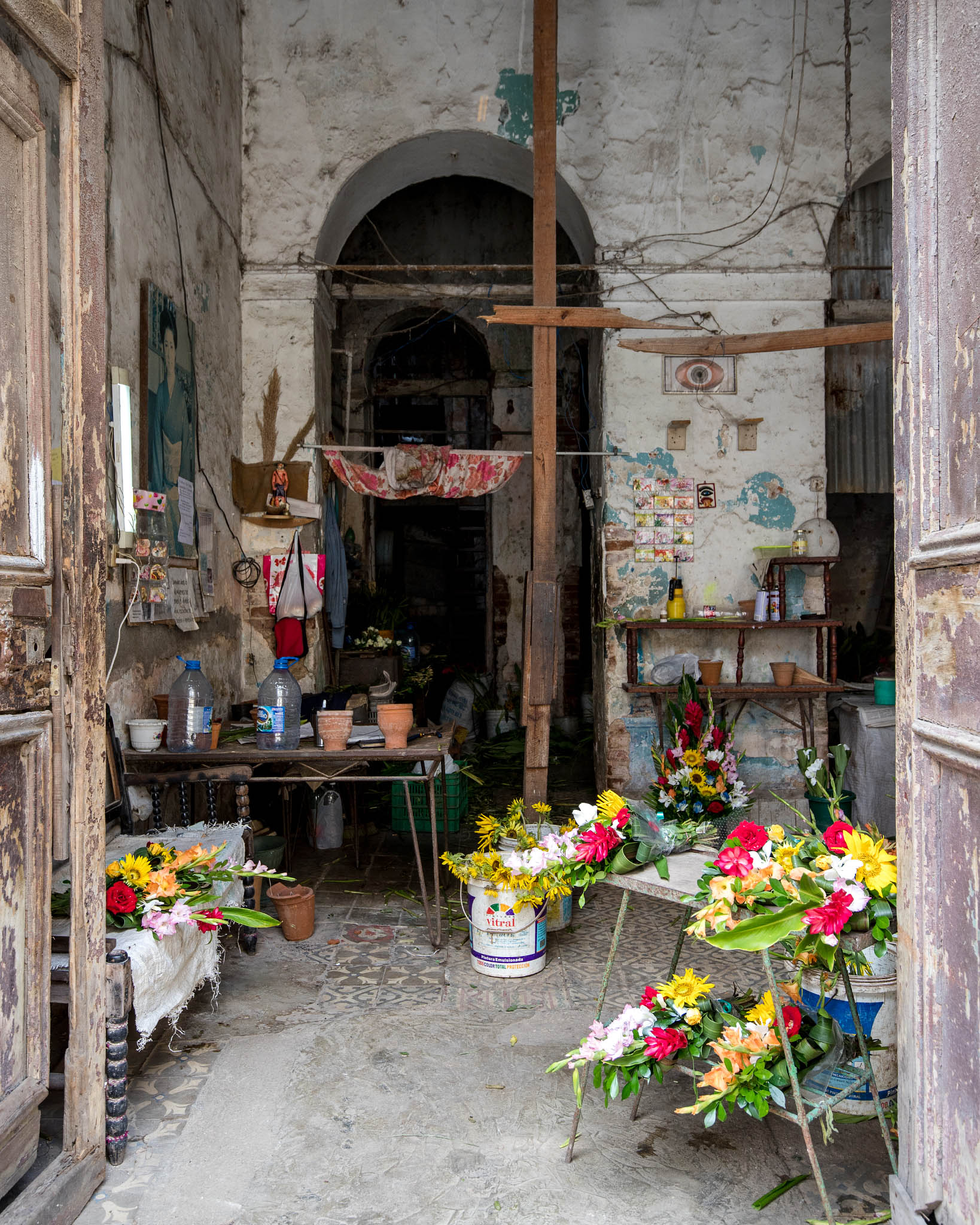 Flower Shop in Havana