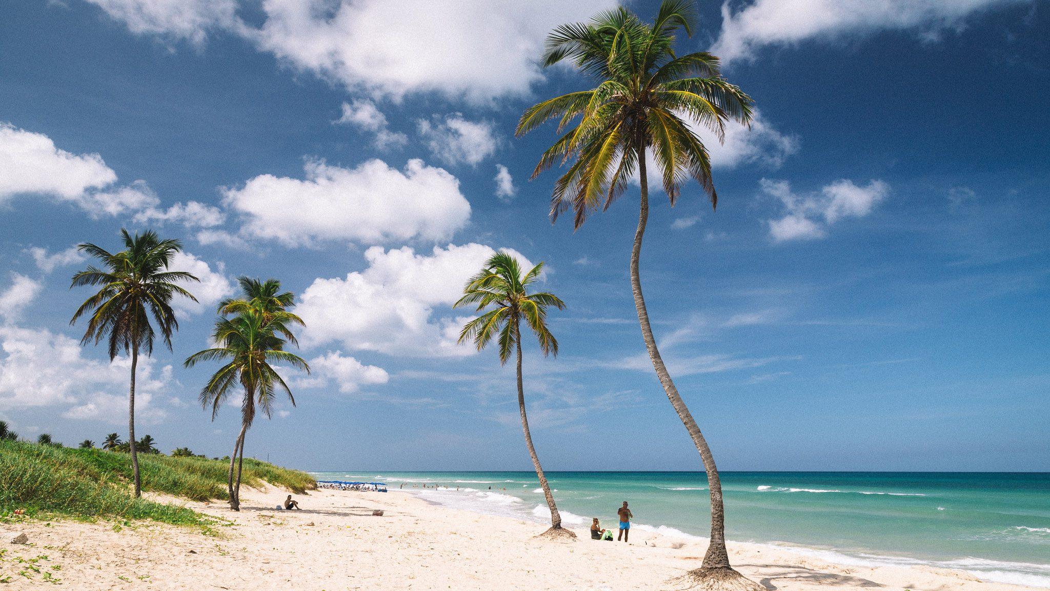 Playa del Este - Havana,Cuba