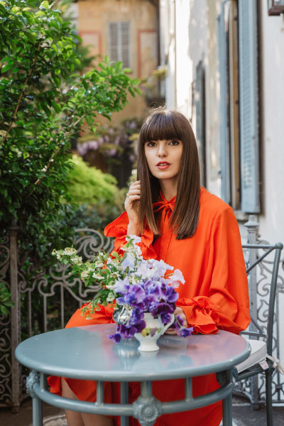 Kristi Gogsadze - Fashion Blogger