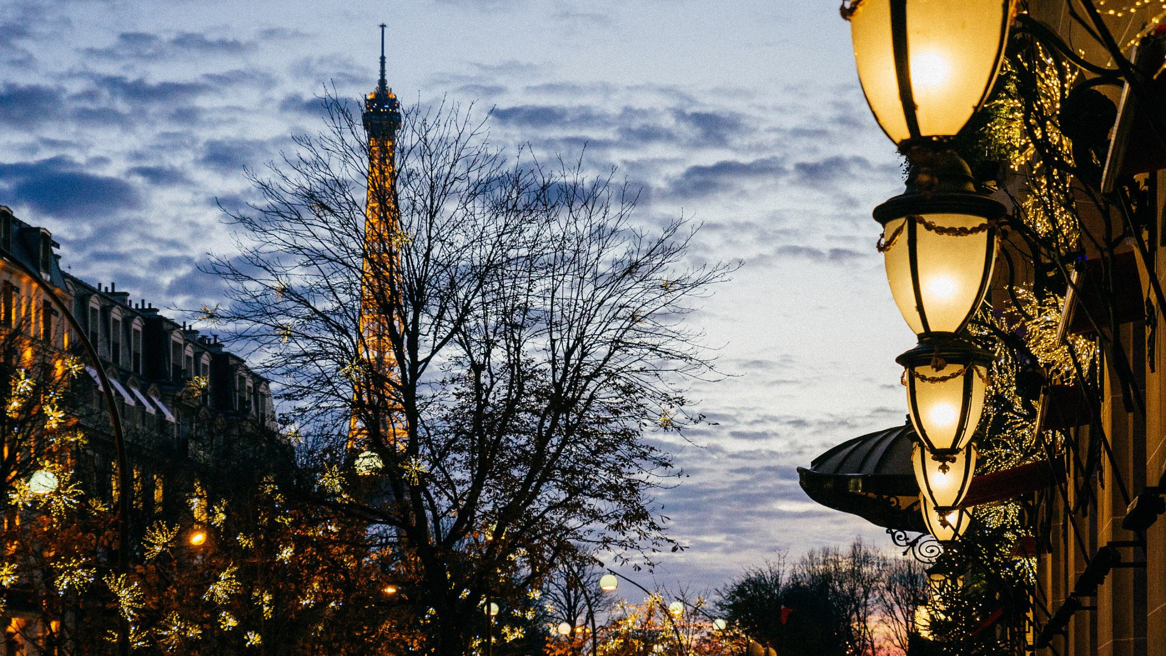 Xmas Decoration Paris