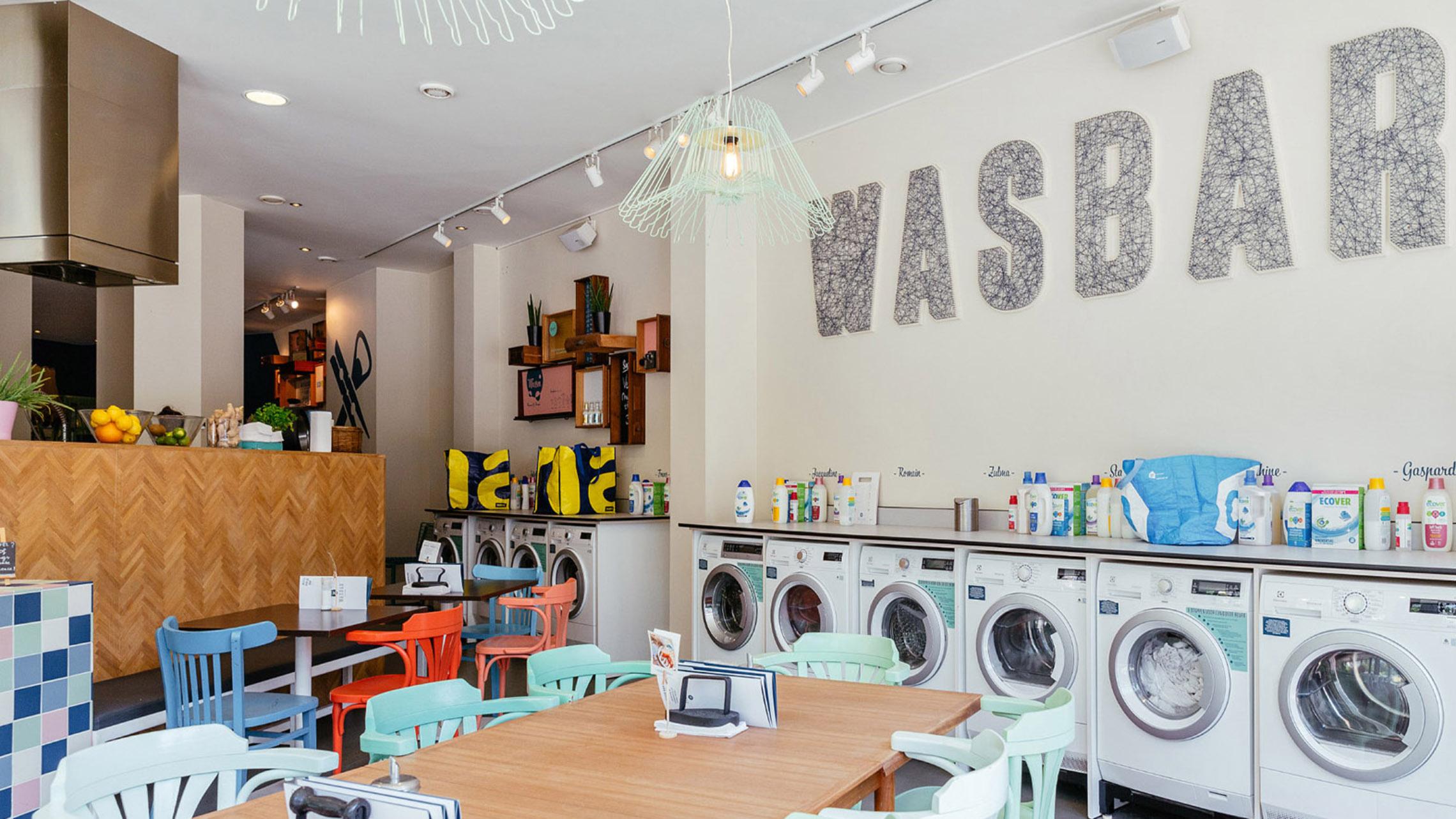 Wasbar Antwerp