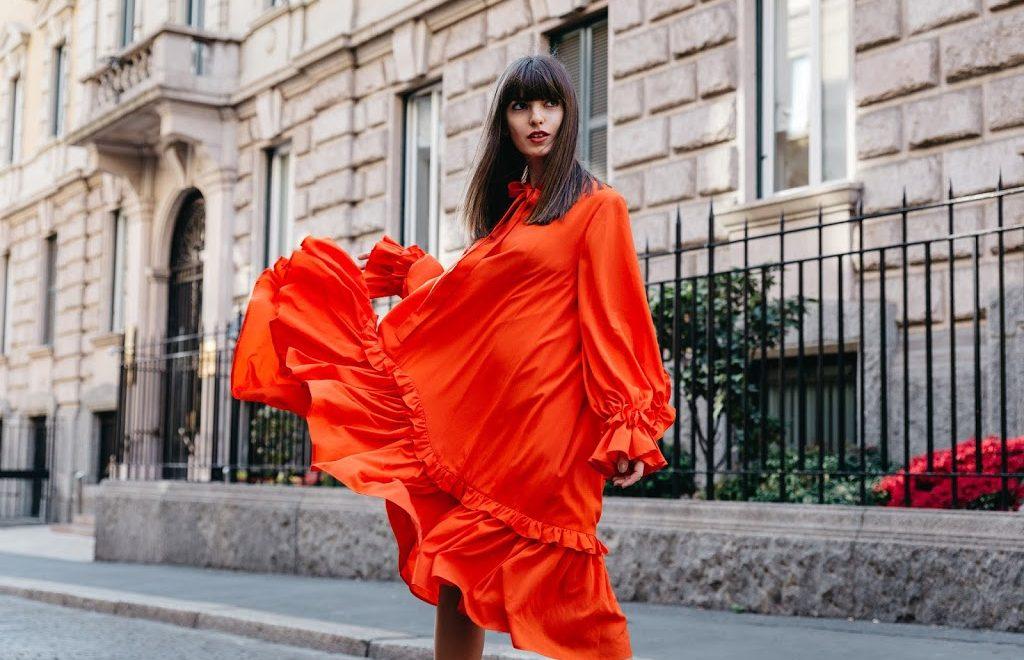 Milan outfit by Marianna Senchina