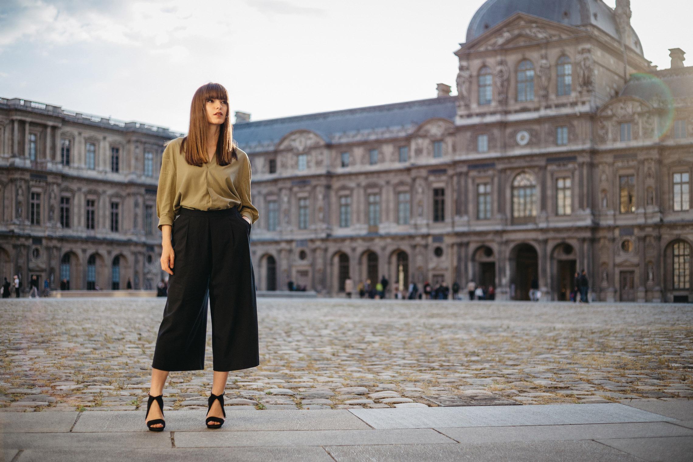 Outfit - Daryn Moore Paris