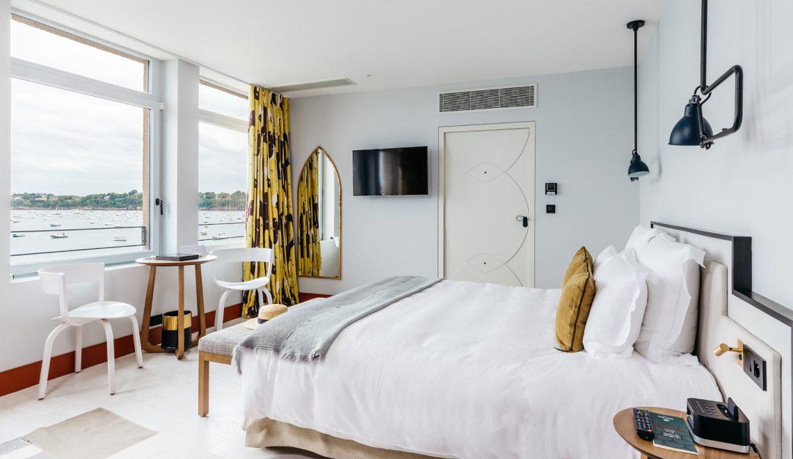 Hotel Castelbrac - Dinard room