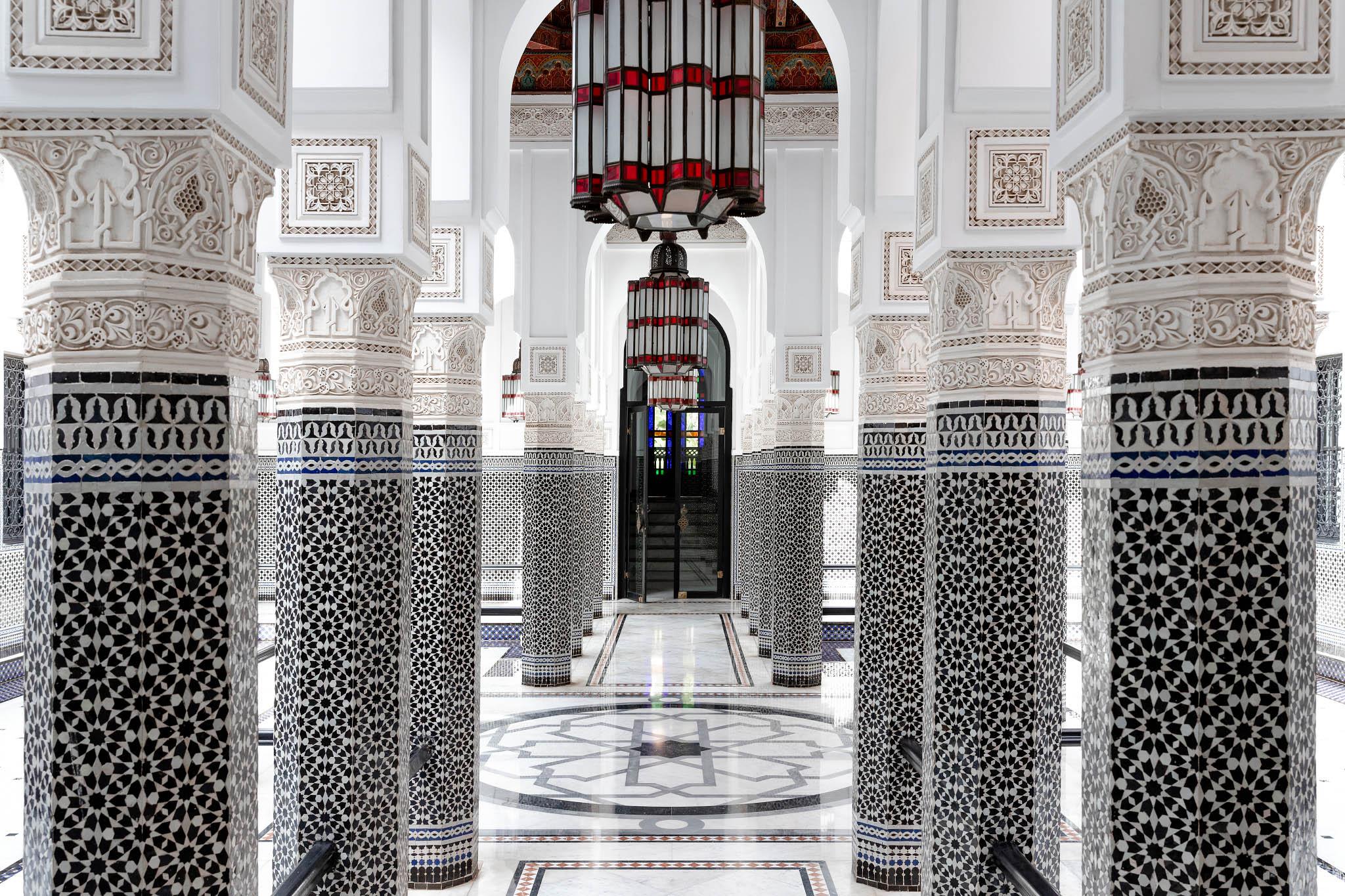 Mamounia Hotel - Marrakech